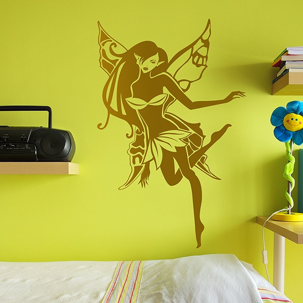 Wall Stickers: Arethusa