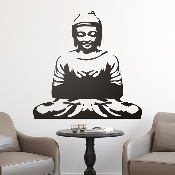 Wall Stickers: Buddha