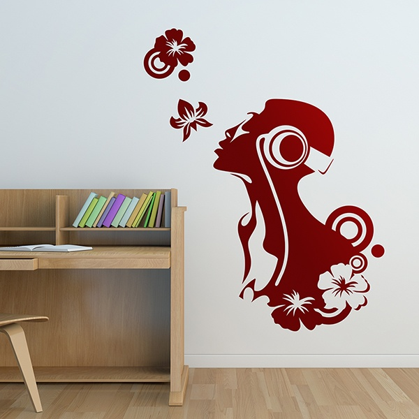 Wall Stickers: Donna