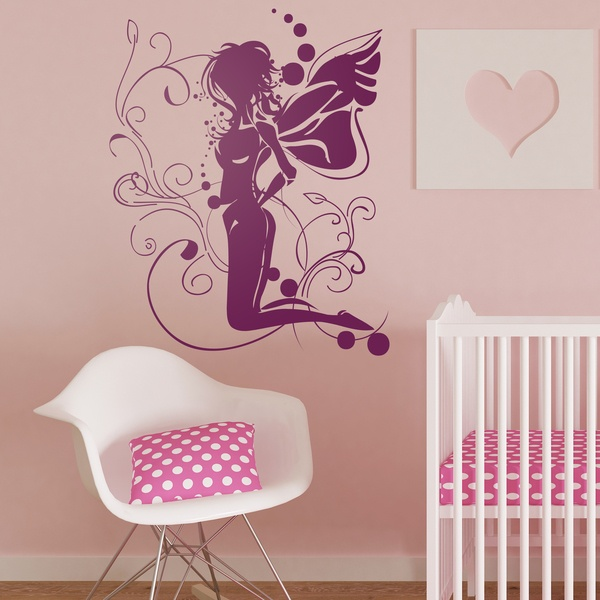 Wall Stickers: Neftis