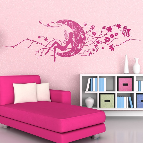 Wall Stickers: Erzulie