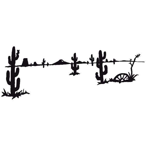 Car and Motorbike Stickers: Landscape 3
