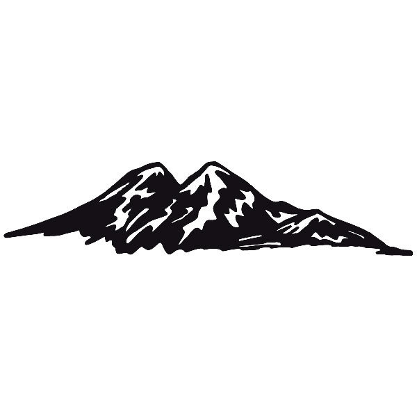 Car and Motorbike Stickers: Landscape 4