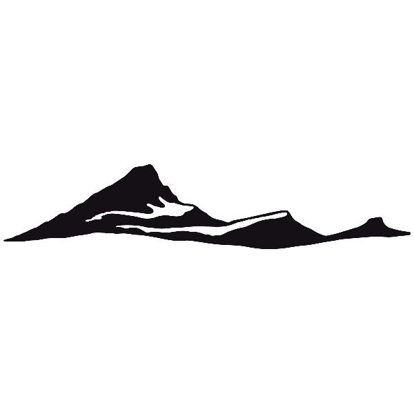 Car and Motorbike Stickers: Landscape 6