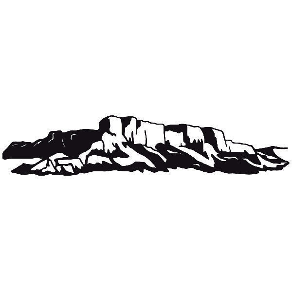 Car and Motorbike Stickers: Landscape 9