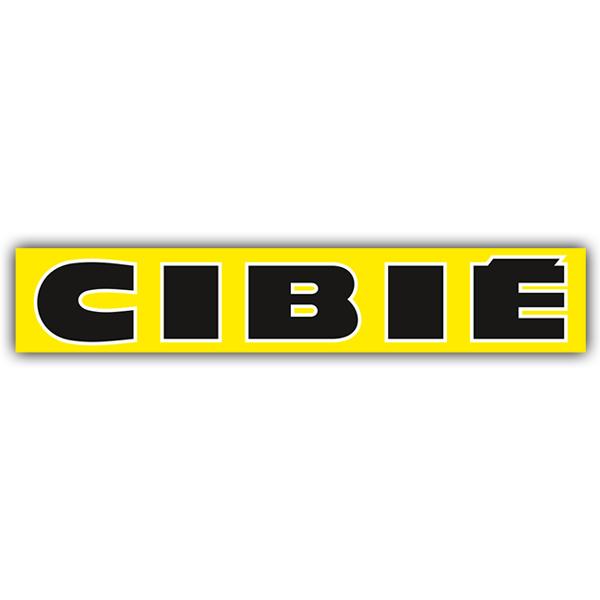 Car and Motorbike Stickers: Cibie