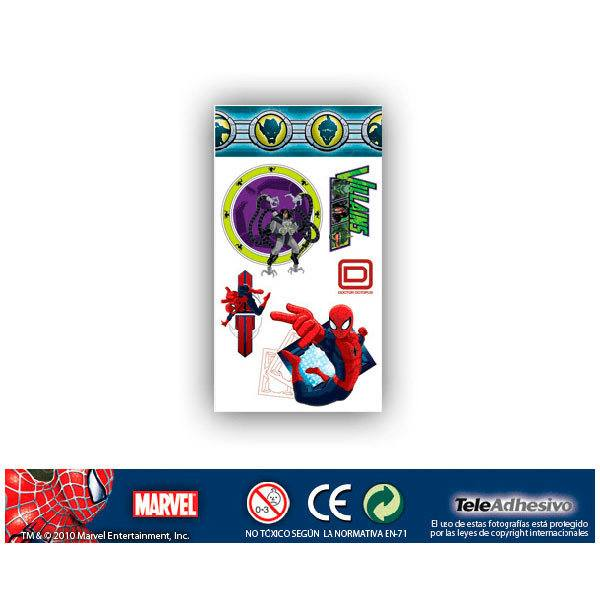 Stickers for Kids: Spiderman-2 32,5x68 cm