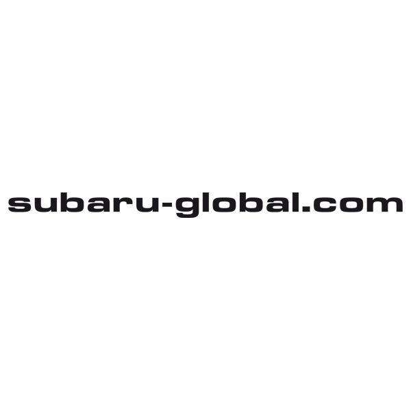 Car and Motorbike Stickers: Subaru - global.com