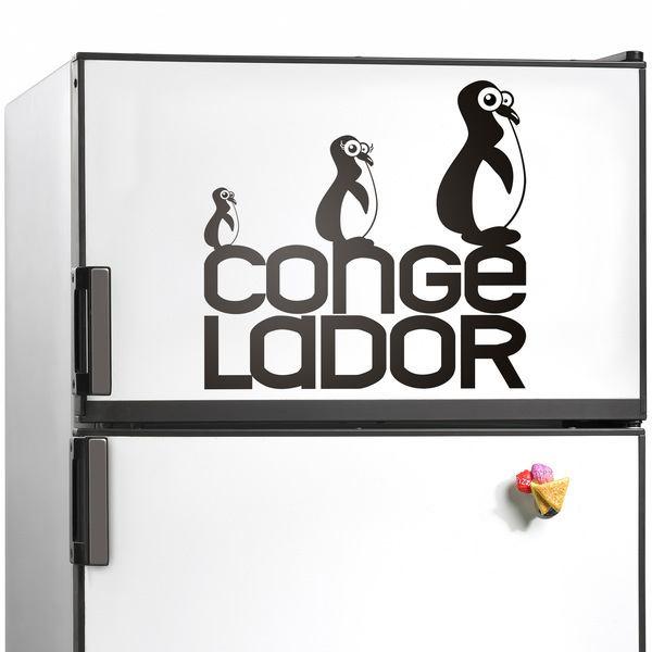 Wall Stickers: Congelador01