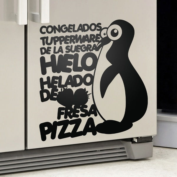 Wall Stickers: Congelador02