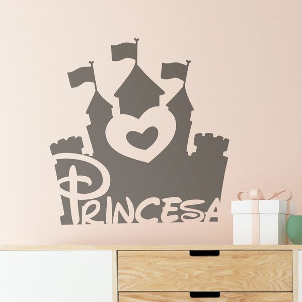 Stickers for Kids: Grown up...Princess