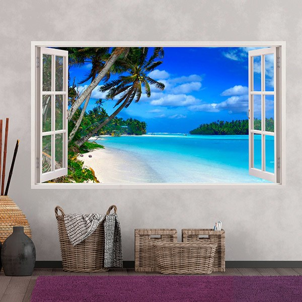 Wall Stickers: Panorama Punta Cana