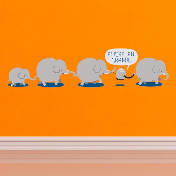Stickers for Kids: Aspira en Grande