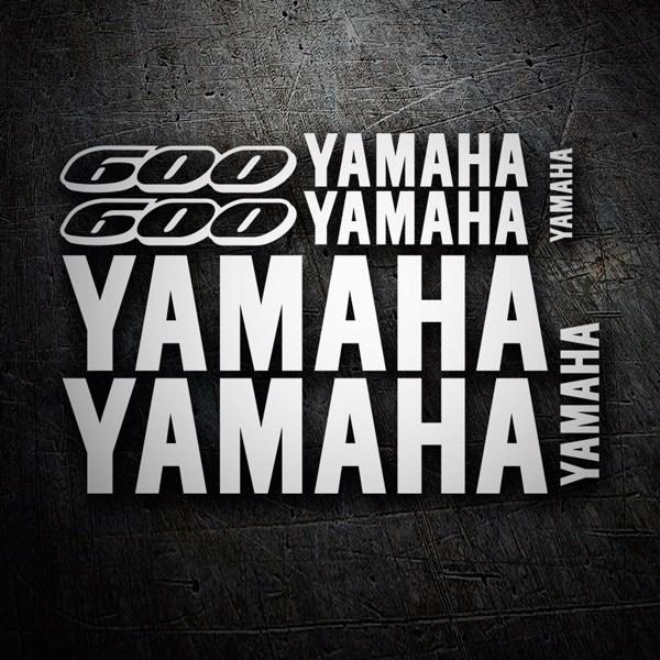 Car and Motorbike Stickers: Seca II