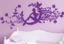 Wall decals fairies