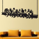Wall Stickers: Lunch workers 2