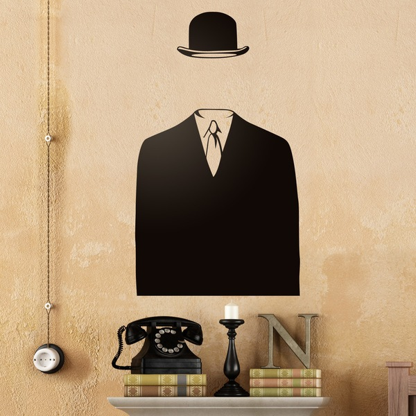 Wall Stickers: Magritte