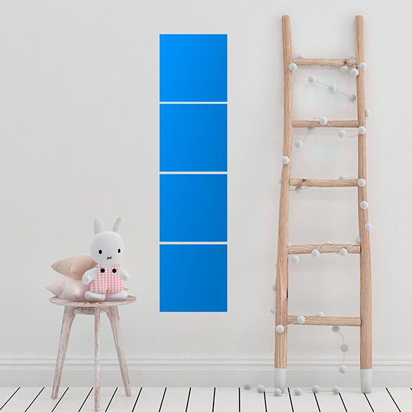 Wall Stickers: Tetris - Long piece