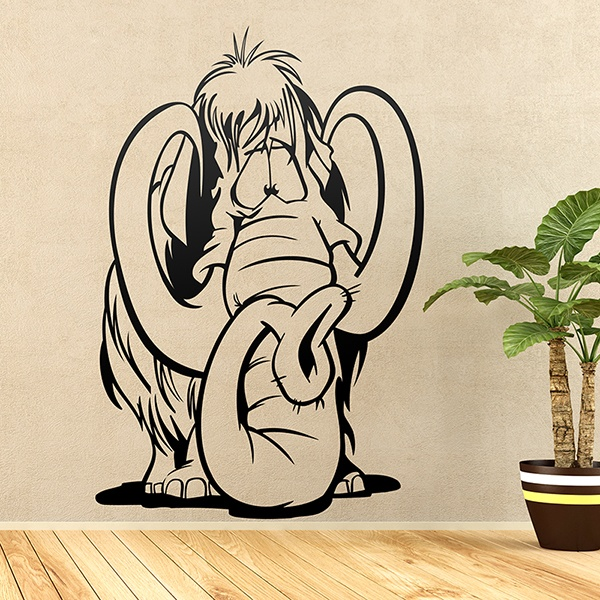 Wall Stickers: Mammoth
