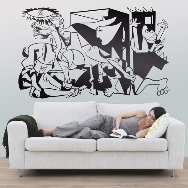 Wall Stickers: Guernika