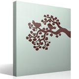 Wall Stickers: Birds in Catalpa 3