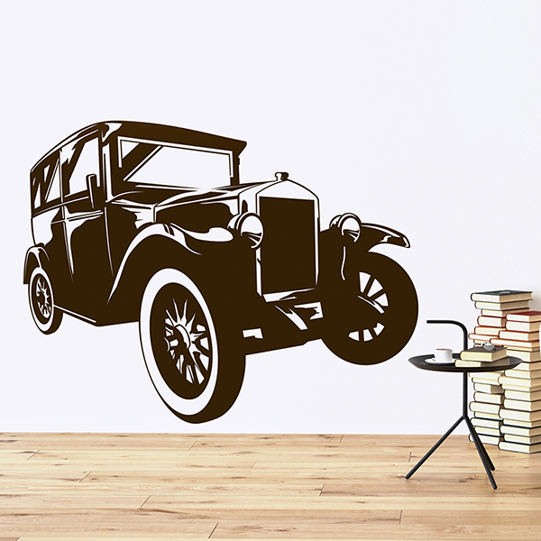 Wall Stickers: Ford Model V8 Mafia