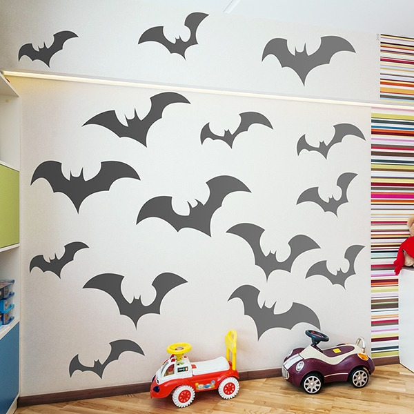 Wall Stickers: Bats