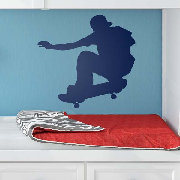 Wall Stickers: Patin