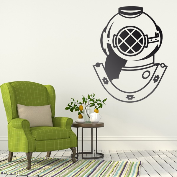Wall Stickers: Buzo