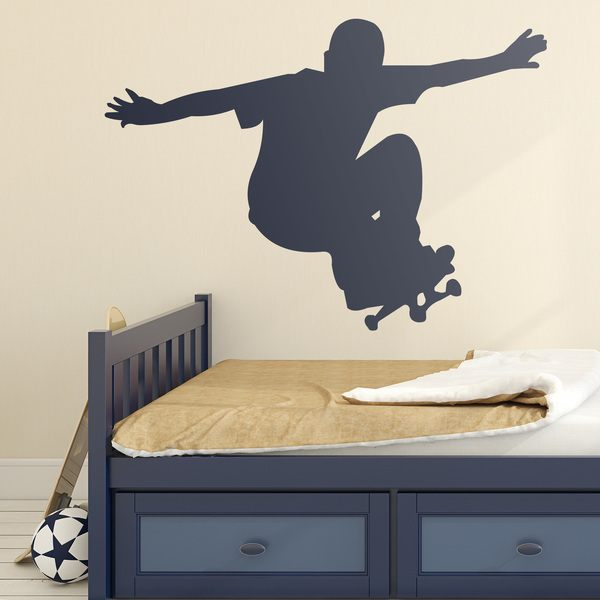 Wall Stickers: Skate