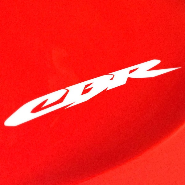 Car and Motorbike Stickers: Honda CBR 2