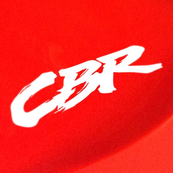 Car and Motorbike Stickers: Honda CBR 3