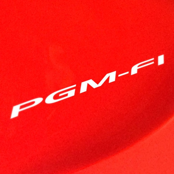 Car and Motorbike Stickers: Honda PGM-FI