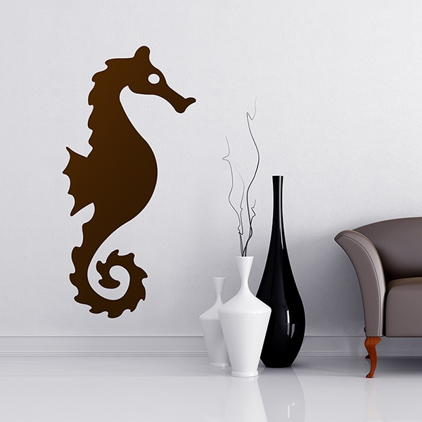 Wall Stickers: Seahorse