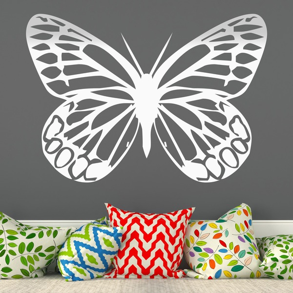 Wall Stickers: Butterfly Tatochila Male