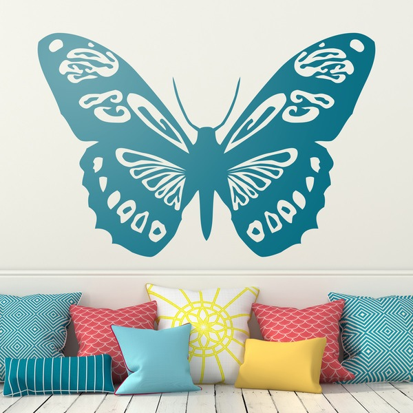 Wall Stickers: Butterfly