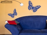 Wall Stickers: Butterfly Colias Vauthieri 2