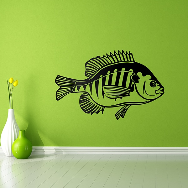 Wall Stickers: Fish Sargo