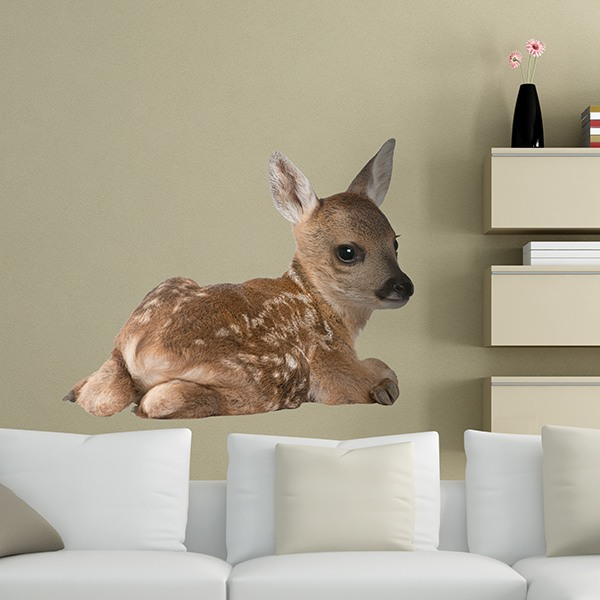 Wall Stickers: Fawn
