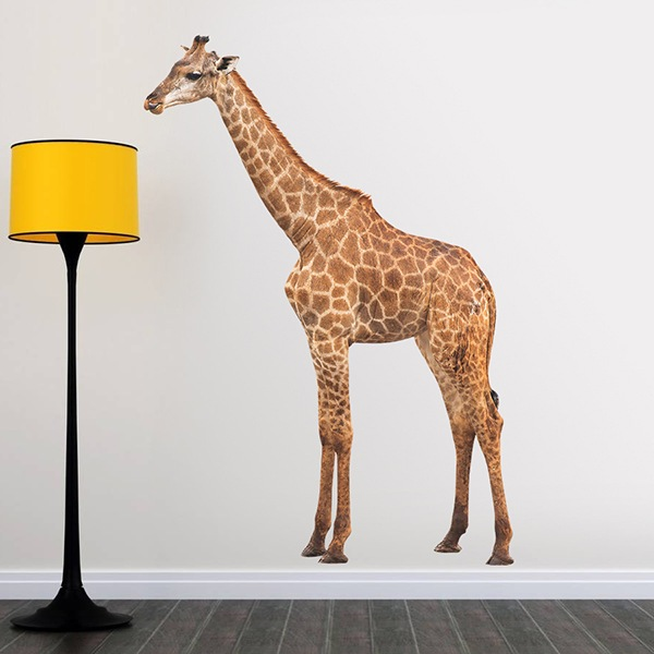 Wall Stickers: Giraffe 1