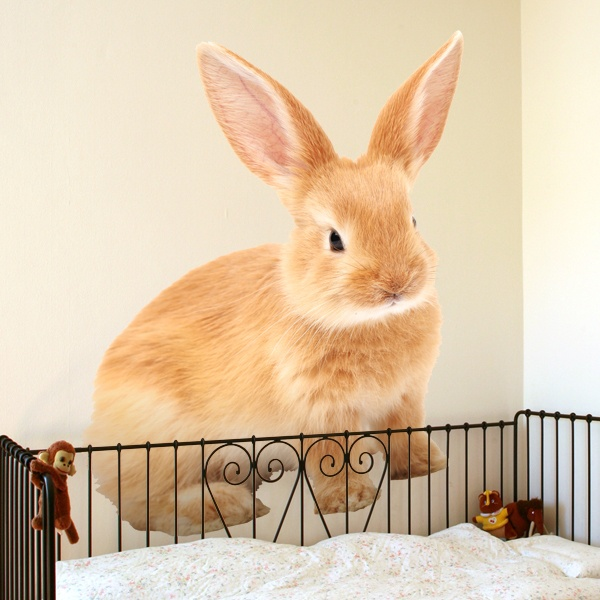 Wall Stickers: Thrianta Rabbit