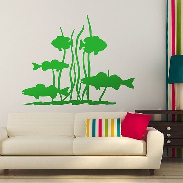 Wall Stickers: Minnows