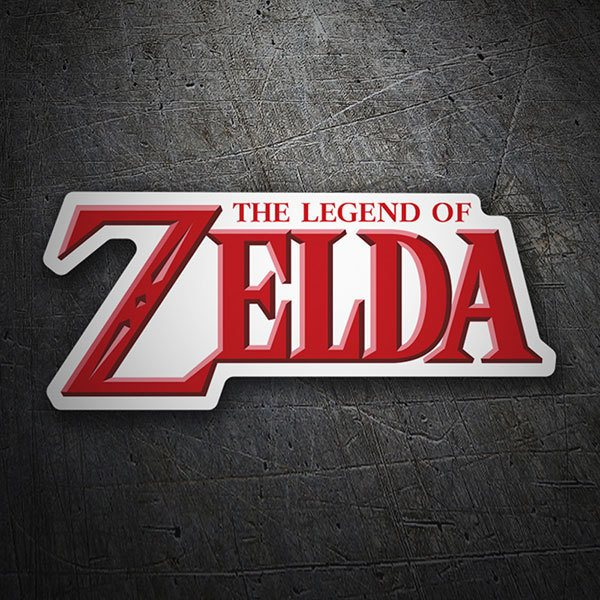 Car & Motorbike Stickers: The Legend of Zelda