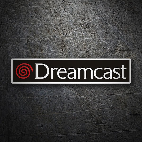 Car & Motorbike Stickers: Dreamcast