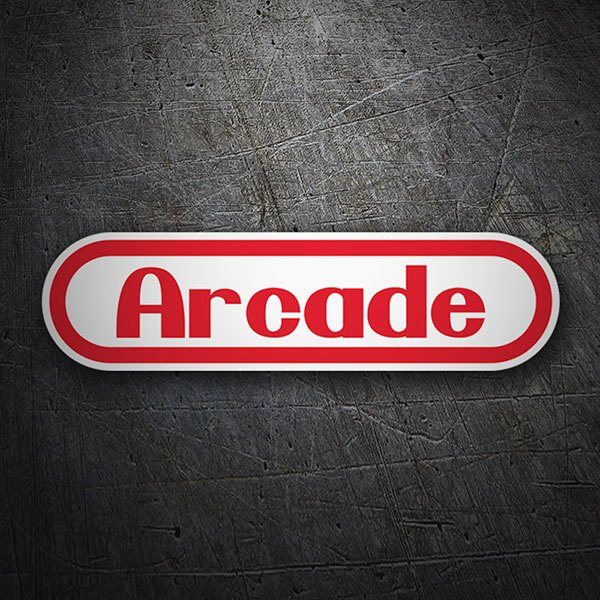 Car & Motorbike Stickers: Arcade Version Nintendo