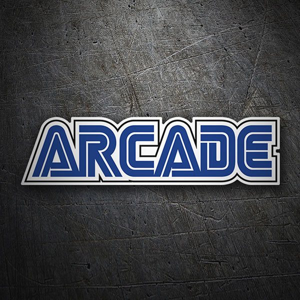 Car & Motorbike Stickers: Arcade Version Sega
