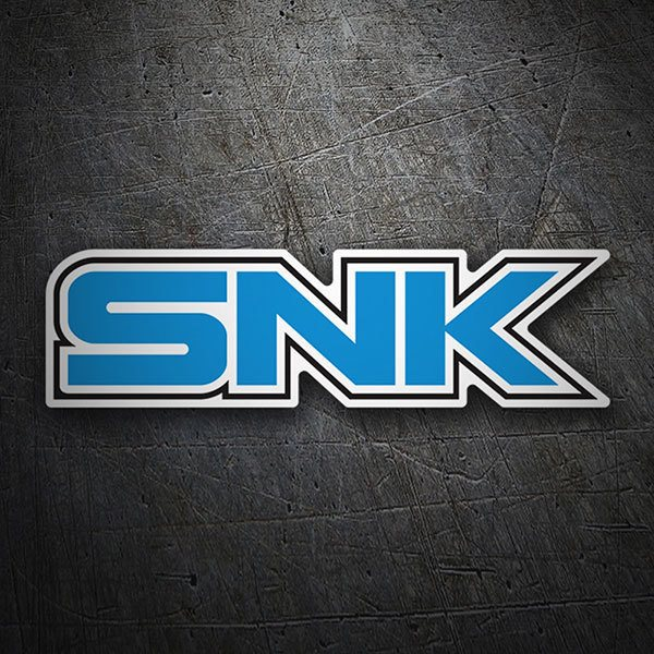 Car & Motorbike Stickers: SNK Games