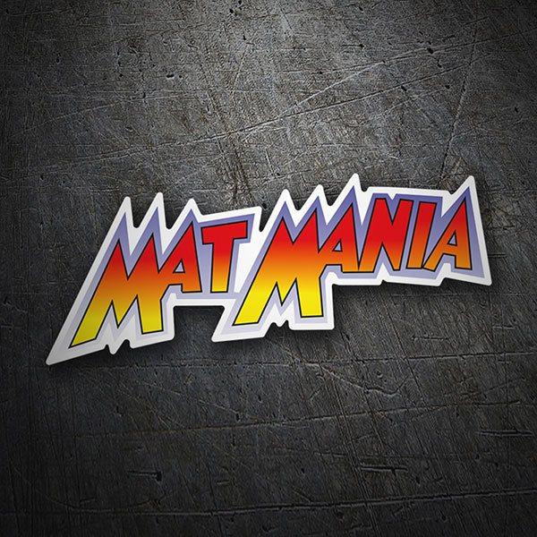 Car & Motorbike Stickers: Mat Mania