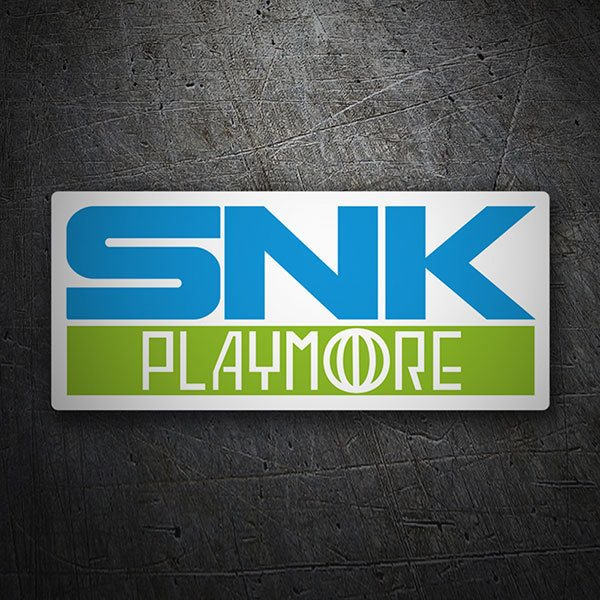 Car & Motorbike Stickers: Snk Playmore