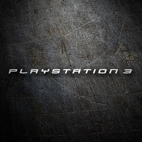 Car & Motorbike Stickers: Play Station 3